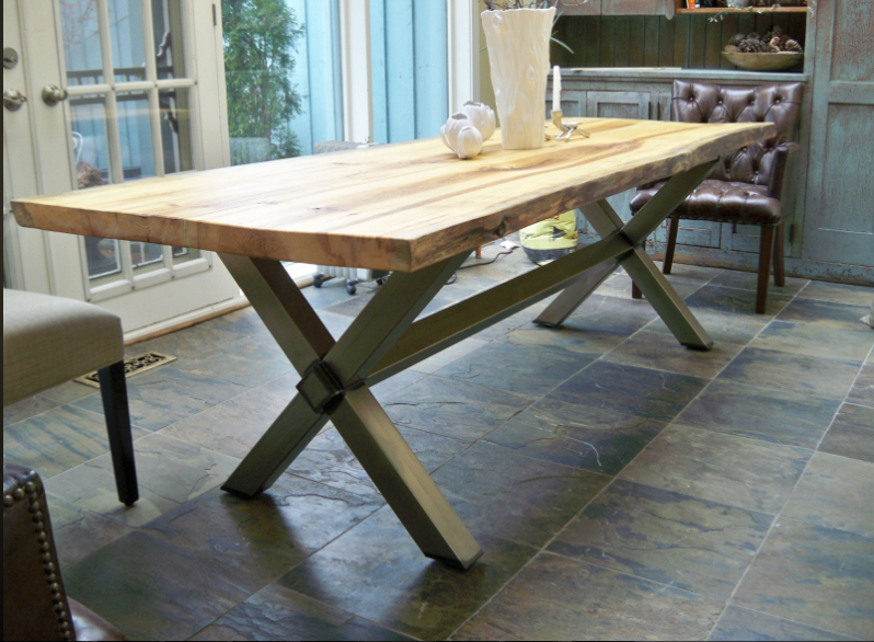 Custom designed table